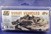 Burnt Vehicles 1