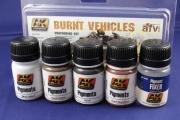 Burnt Vehicles 2