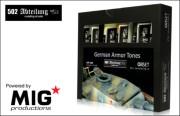 German Armor Tones1