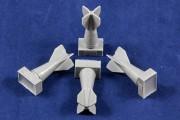 Big Sin F-104 weapons set (10)