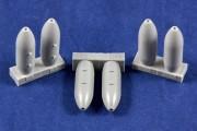 Big Sin F-104 weapons set (9)