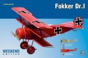 Fokker Dr. I Weekend1