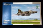 Saab AJ 37 Viggen (1)