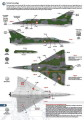 Mirage 5F Decals (5)