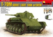 MiniArt T-70M Soviet Light Tank_01