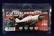 Soviet aircraft colors 1950 - 1970 (1)