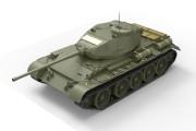 T-44 Soviet Medium Tank_73