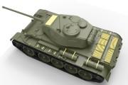 T-44 Soviet Medium Tank_74