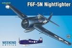 Eduard's F6F-5N Nightfighter, Weekend
