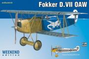 Fokker D.VII OAW (1)