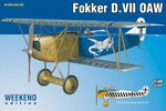 Eduard's Fokker D.VII OAW, Weekend Edition