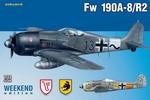 Eduard's Fw 190A-8/R2, Weekend Edition