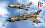Eduard's MiG-21MF, Limited Edition