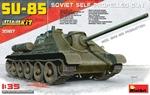 MiniArt, SU-85 Soviet self propelled gun