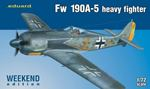Eduard's Fw 190A-5 heavy fighter, Weekend Edition