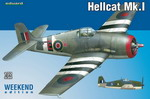 Eduard's Hellcat Mk.I, Weekend Edition